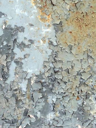 rusty: rusty tin Stock Photo
