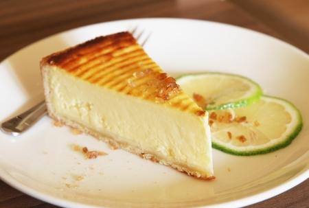 lemon pie 免版税图像