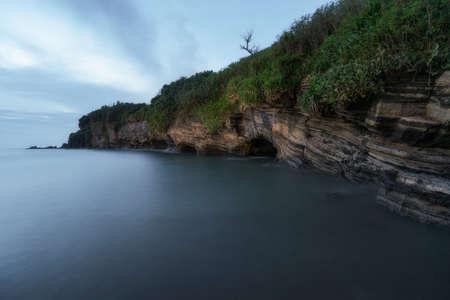 Weizhou Island landscape scenery view Stock Photo