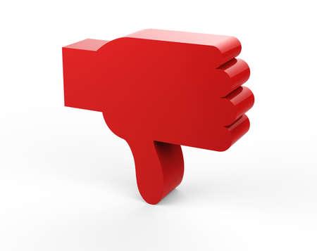 Like Dislike 3D