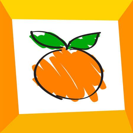 orange Stock Vector - 17104532