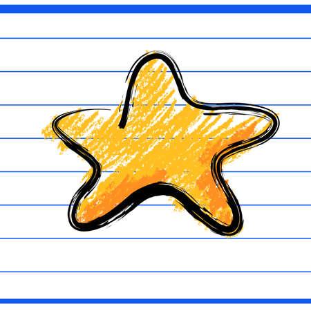star  Illustration