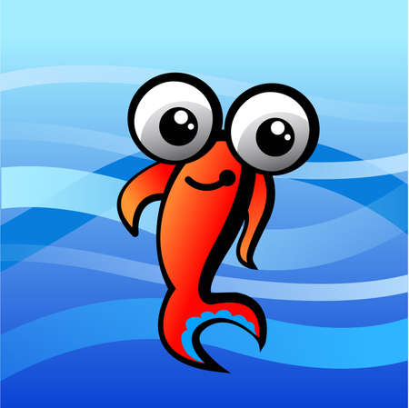 fish vector Stock Vector - 17300499