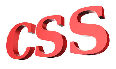 css: CSS code red 3D