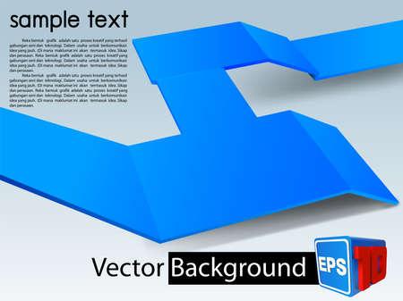 vector background 3D