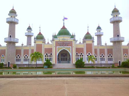 Pattani central mosqueThailand