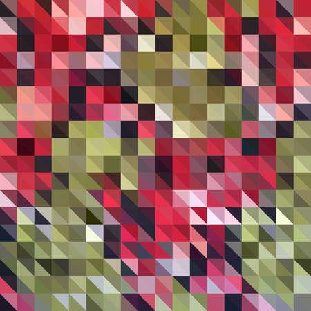Mosaic Background, Creative Design Templates. Illustration