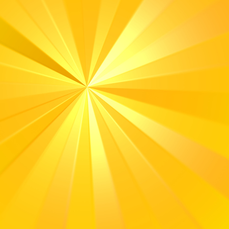 radial background: Sunburst Rays