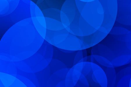 blue circles: Blue Gradient Circles
