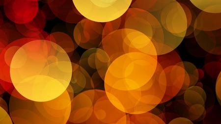 circles: Multicolor Gradient Circles