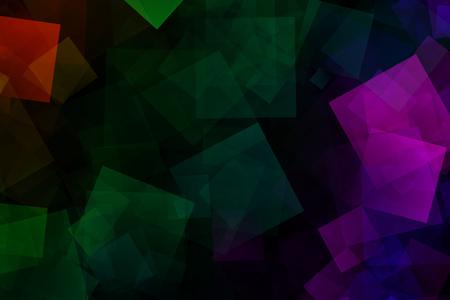gradient: Multicolor Gradient Squares