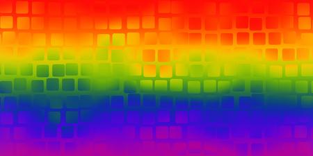 bumpy: LGBT Flag With Bumpy Glass Effect