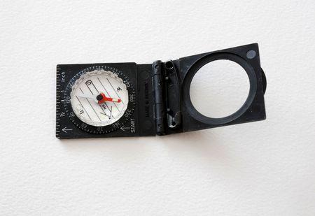 est: Compas Stock Photo