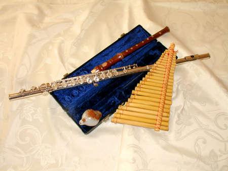 flute key:  Magic Flute
