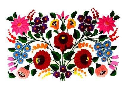 emboidery Stockfoto