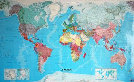 maps: mapps Stock Photo