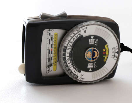 mesure: lightmeter