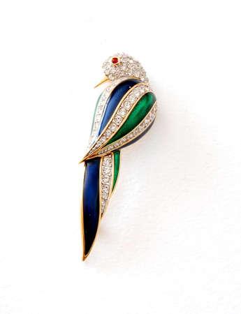 bird in jewel Stok Fotoğraf