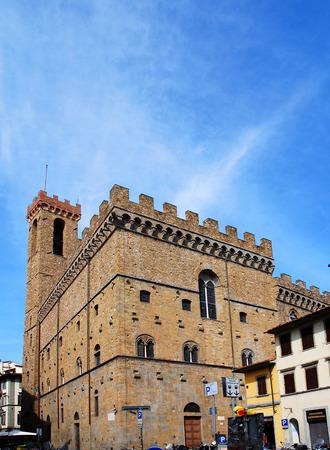 Bargello Museun in Florence
