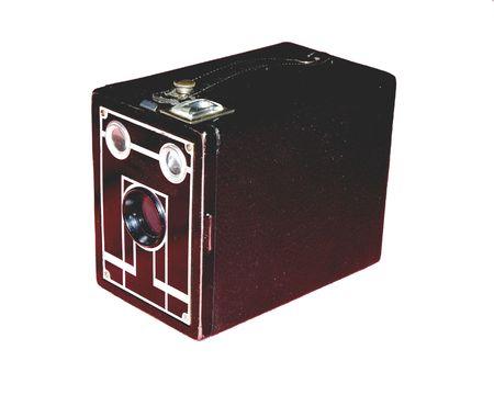 encient camera Banco de Imagens
