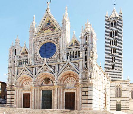 Duomo of Siena Tuscany