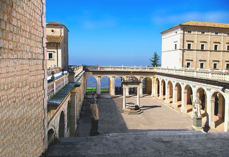Monaster of Monte Cassino