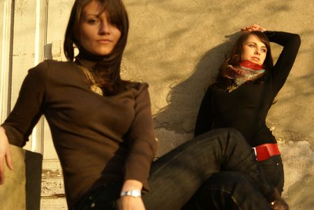 younglady: Two young girl from Poland