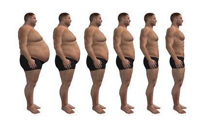 Las dietas del hombre, el diseño físico