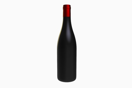 Bottle of wine Stock Photo - 12819622