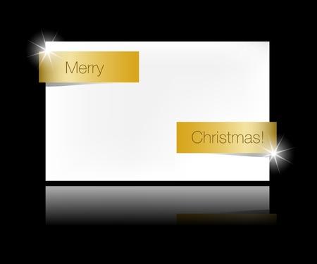 Kerst lint banner