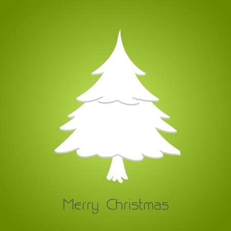 snippet: Simple christmas tree