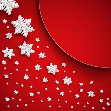 yıldız: Vektör illüstrasyon soyut Noel Arkaplan - eps1