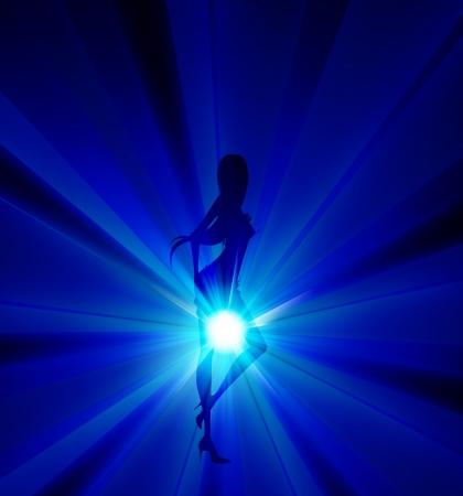 soiree: Disco girls