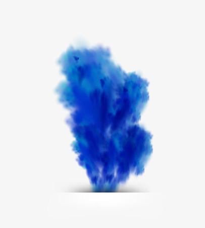 smoke design background, easy editable 免版税图像 - 22717316