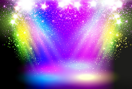 Magic Spotlights concept