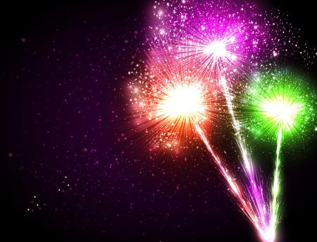 celebration background: glitter celebration background Illustration