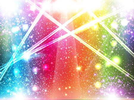 sporlights: Magic Spotlights Illustration