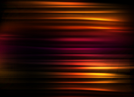 Abstract colourful background with waves, easy editable