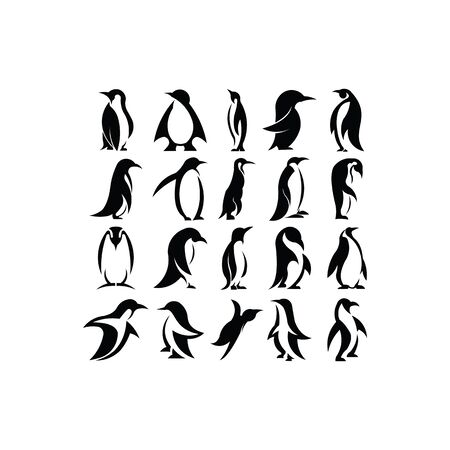Penguin icon. Penguin symbol design from Animals collection.logo inspiration
