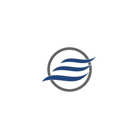 Abstract logo for business company. Corporate identity design element. Growth Logotype idea. Arrow up 版權商用圖片 - 134042234