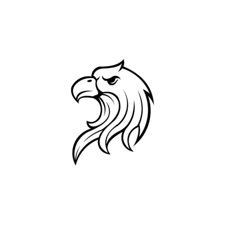 inspiration Eagle icon, Eagle Design Vector, Eagle Falcon, Head Eagle Design, Eagle Falcon Vector Logo Template