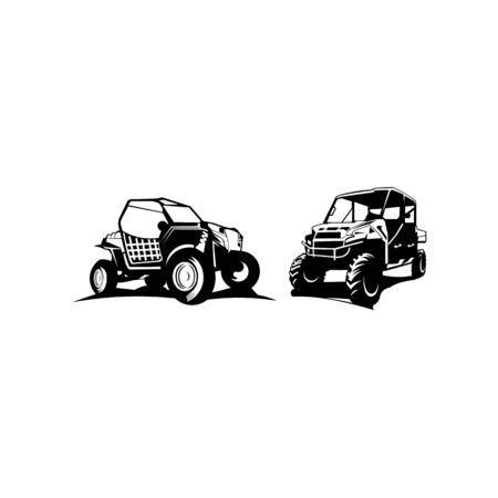 Off-road car logo inspiration.,Off-road 4x4 extreme car club logo templates,off-road Vector symbols