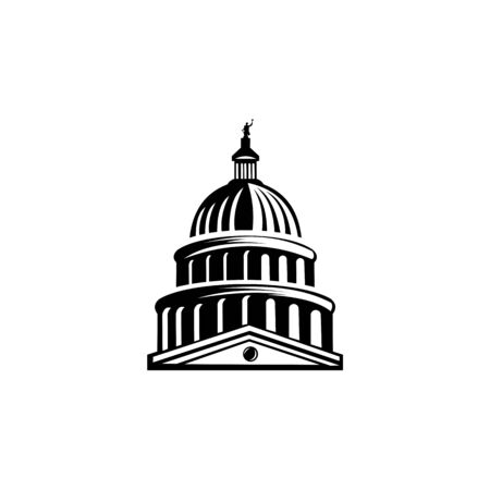 building cultlture of austin,Austin USA, detailed silhouette,Stylish andmark, Business travel austin