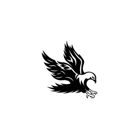 inspiration Eagle Design Falcon Vector  Template