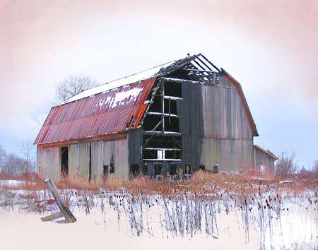barns, buildings Фото со стока