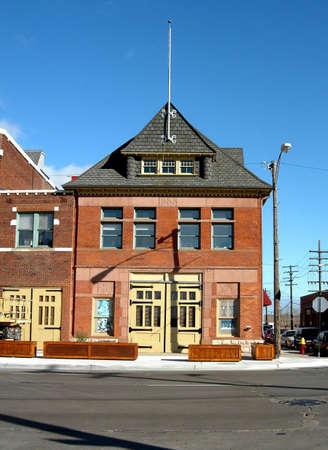 landmark firehouse