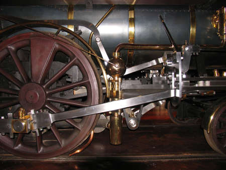 train steam engine Stock Photo - 936282