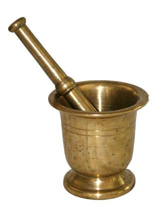 andamp: large brass mortar andamp,amp, pestle