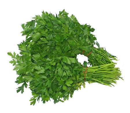 2 buncles of green, flat-leaf parsley