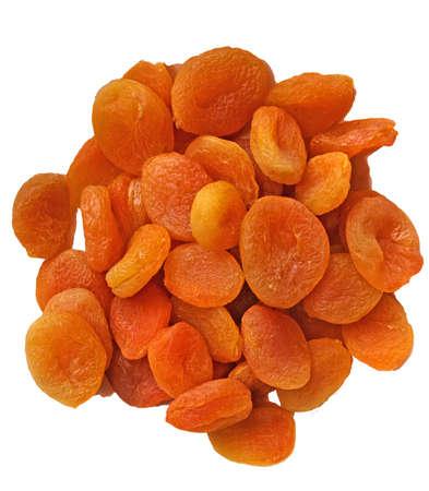 dried apricots Stok Fotoğraf